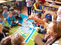Wyjście do Szkoły Podstawowej (marzec 2020r.)